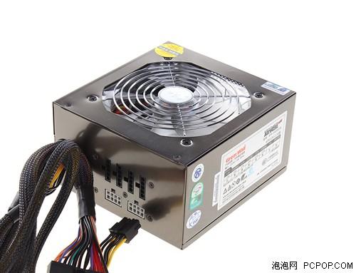 普通电源也能0分贝!长城双卡王500SE