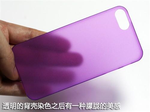 美感凸显 6款超薄iPhone 5保护壳推荐