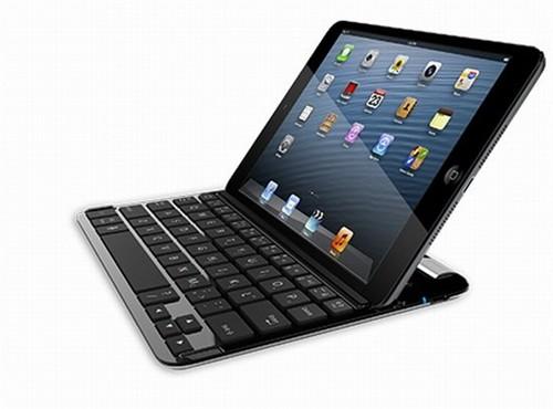 内置电池可用3个月!最薄iPad蓝牙键盘