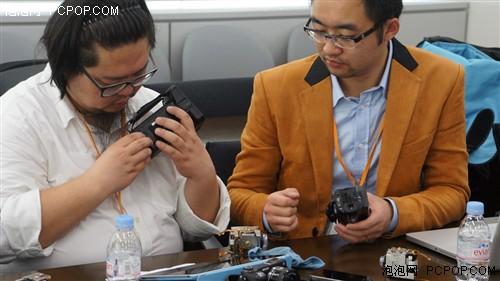 平稳光学防抖技术 索尼东京总部专访