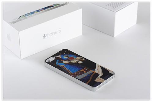 艾时AI'S A+ 油画手机壳for iPhone 5
