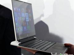 "英特尔展示""Haswell""Win8笔记本原型"