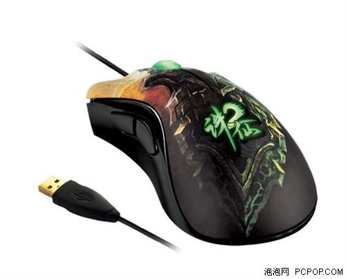"""Razer发布新蝰蛇 """"诛仙2""""典藏版鼠标"""