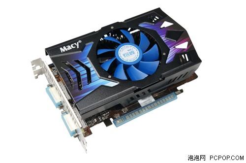 铭鑫GTX650TI-1GBD5辉煌版上市 仅899