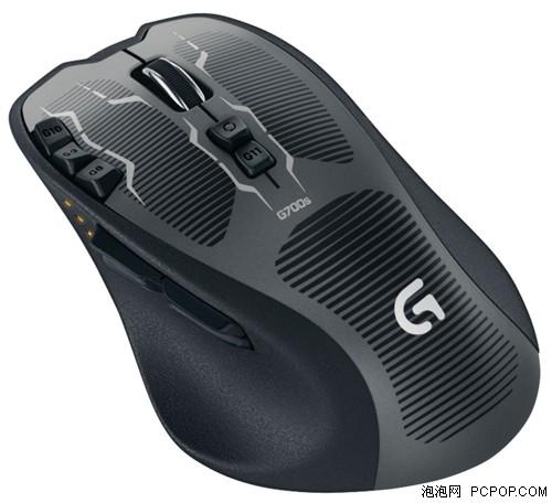 罗技新款G系列键鼠 预计5月大陆上市