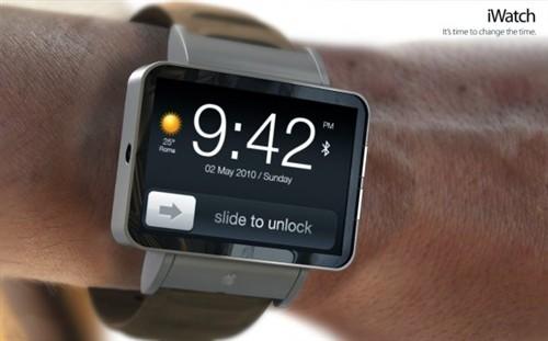 苹果iWatch什么样?揭秘7大概念设计图