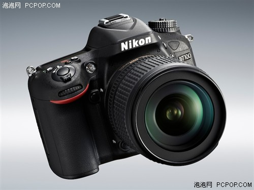 紧凑外形操控升级 尼康D7100评测(上)