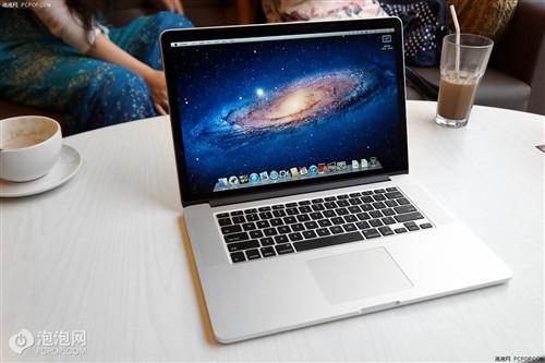 苹果视网膜版MacBook Pro销量不景气