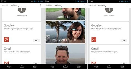 谷歌眼镜辅助AppMyGlass现身谷歌商店
