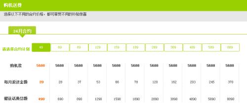 电信GALAXY S4可预定 289套餐0元购机