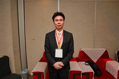 P&E2013影像器材展 专访柴田智贺先生