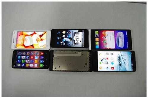 屏幕尺寸增大 小米手机3主板/后壳曝光