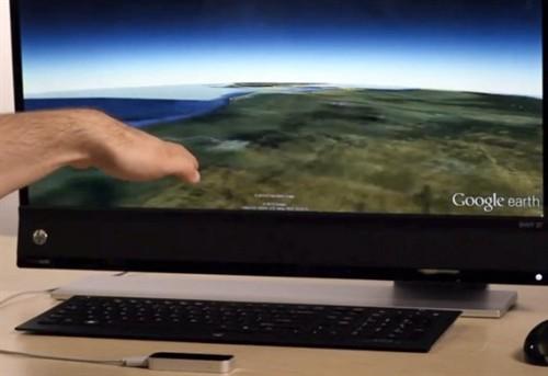 LeapMotion 3D手势 让你挥挥手游世界