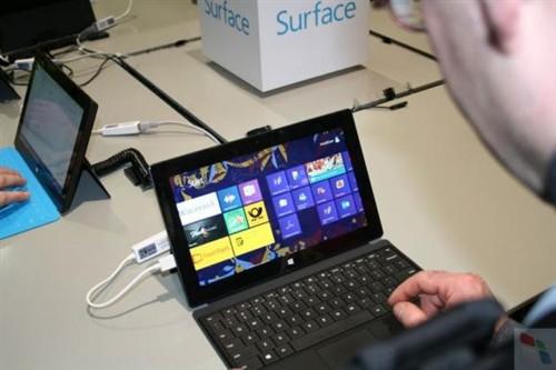 增加稳定性 微软发布Surface固件更新