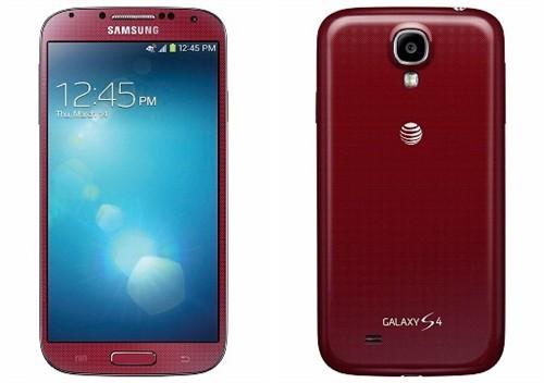 真能折腾 纯净版/红色版GALAXY S4上市