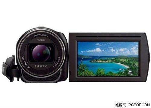 促销很给力 索尼HDR-CX510E报价4620元