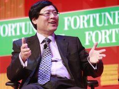 杨元庆出席财富全球论坛 预测IT趋势