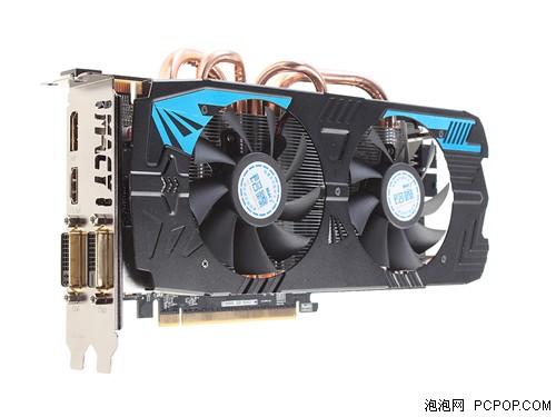 铭鑫视界风GTX660U中国玩家显卡评测