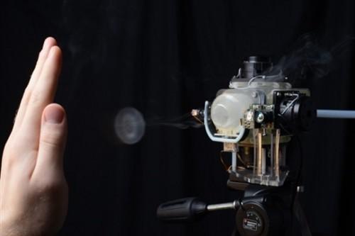 迪斯尼新技术利用空气产生触觉体验