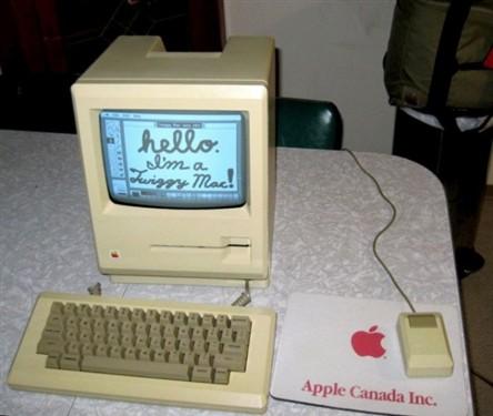 世界上最早Macintosh电脑竟恢复生机