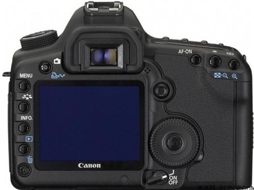 高画质全画幅单反 佳能5D2报价12800