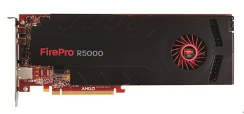 蓝宝石AMD FirePro R5000 远程专业卡