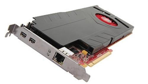 蓝宝AMD FirePro R5000 ,全新感受的远程专业卡