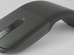 微软展示Surface版本Arc Touch鼠标