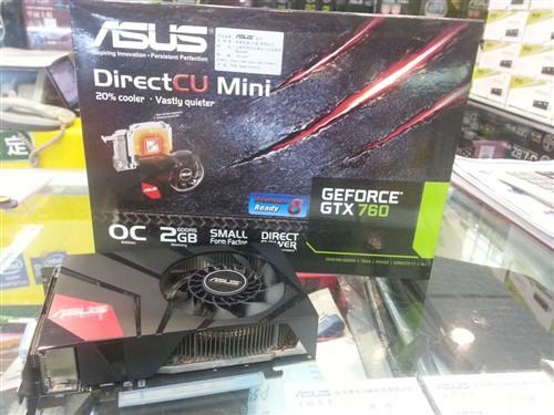 小身材大能量!华硕Mini GTX760显卡