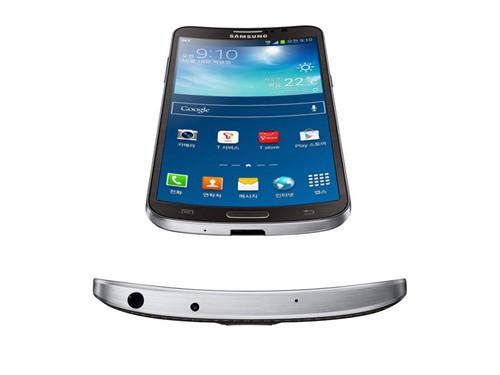 买柔性屏手机三星Round 只能海外代购