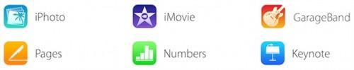苹果iWork换新图标 GarageBand加内购
