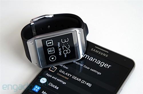 三星S4/S3等设备或将支持Gear智能手表