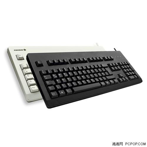 不落太阳 樱桃G80-3000机械键盘30年