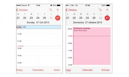 iOS 7再曝缺陷 夏令时切换时间出错误