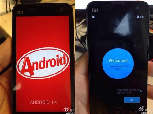 小米又威武!小米2提前尝鲜Android 4.4