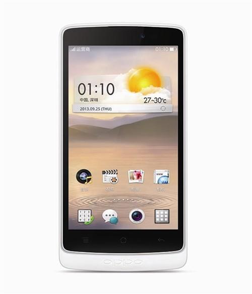 4核高性价比手机!OPPO R833T火热上市
