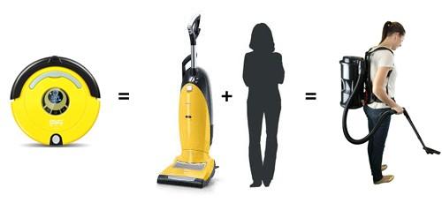 福玛特扫地机器人