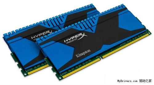 直逼DDR4 金士顿新高频内存卖相十足