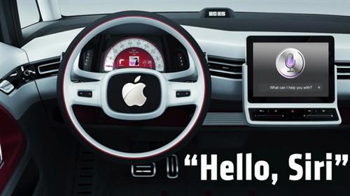 苹果Siri免视技术 将用在本田三款车上