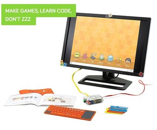 电脑就像玩乐高积木 儿童专用DIY电脑