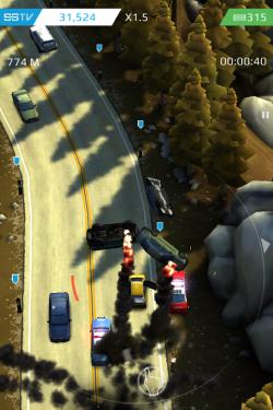 给你爽快劲爆的冲撞 飚车飞盗游戏体验