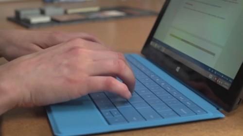 修正错误 微软发布Surface Pro2新固件
