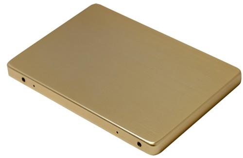 土豪金亮眼 影驰首款壕金SSD外壳曝光