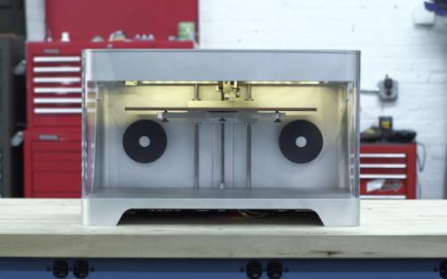 Mark Forged发布首台碳纤维3D打印机