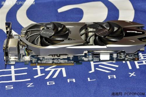 主流游戏终结者 影驰NVIDIA GTX760 黑将热售1799元