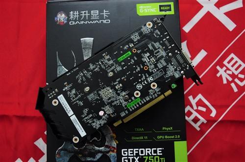 巅峰性能低功耗 耕升GTX750Ti关羽999
