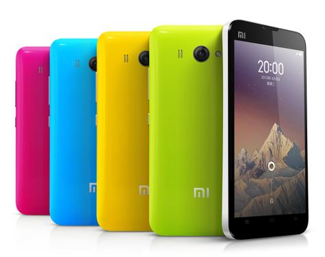 降价400元 小米手机2S销量突破1500万