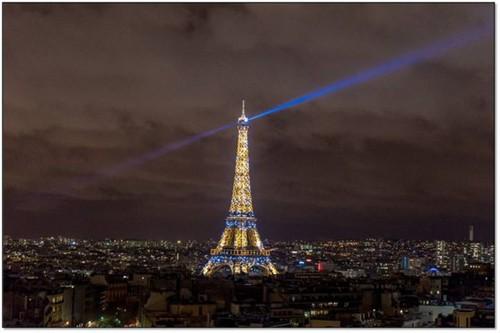 如何手持拍夜景?巴黎埃菲尔铁塔实战