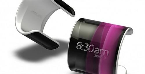 华硕将发布智能手表 支持语音/体感功能
