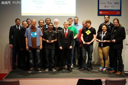 CEBIT2014比特币获最具创新开源项目奖